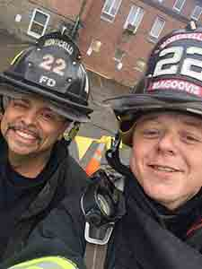 Monticello firefighters bond as brothers